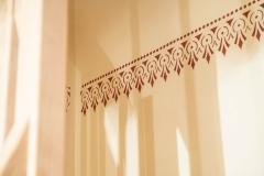 Detail Wandgestaltung